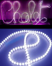 Strisce Led 12V anche per insegne Waterproof
