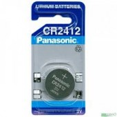 PILA CR 2412 3V LITIO PANASONIC (#78) *IN RIASSORTIMENTO