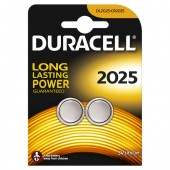 2 PILA DL 2025 DURACELL 3V LITIO ultra M3 micropila a bottone (#28A)