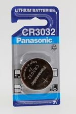 Pila CR 3032 litio 3 volt Panasonic
