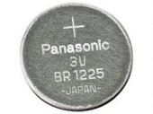 Pila CR 1225 litio 3 volt Panasonic BLISTER