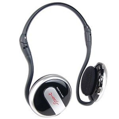 Mp3  senza fili MH602 256Mb espandibile con scheda SD Majesty
