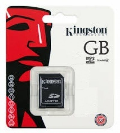 MEMORIA SD 8GB CARD (#792)